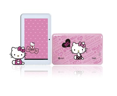 tablet hello kitty