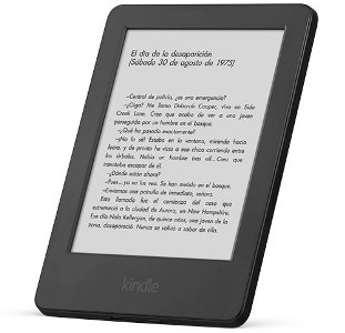 ebook recomendado prar comprar mejor dispositivo kindle