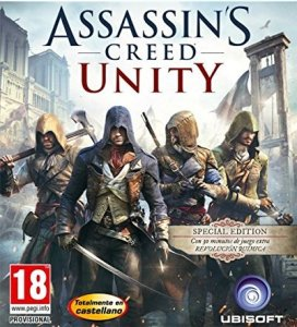 assassins creed unity ps4 xbox one