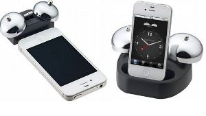reloj radio movil despertador