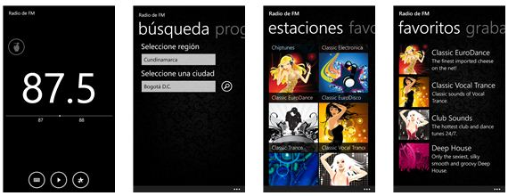 app radio offline windows phone
