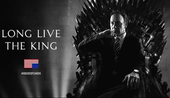 series para regalar house of cards