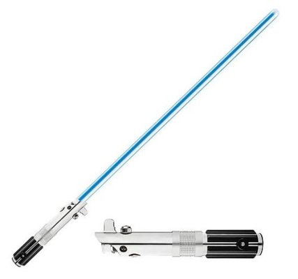 espada laser sable star wars